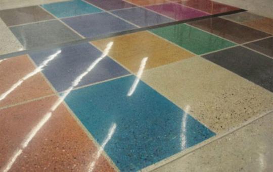 Химическая окраска бетона стаканы по бетон купить